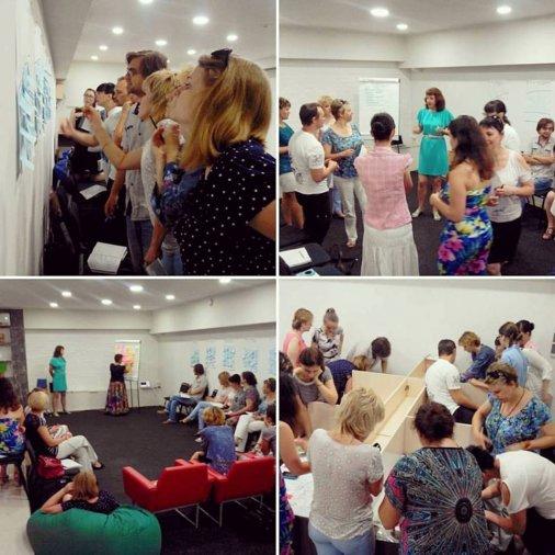 Активні громадяни: Нові проекти, ідеї, плани!