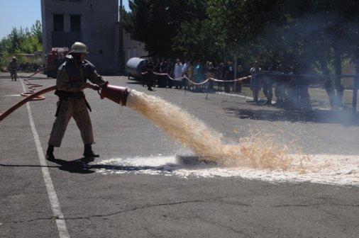 Устинівка святкувала 25 років Пожежного депо