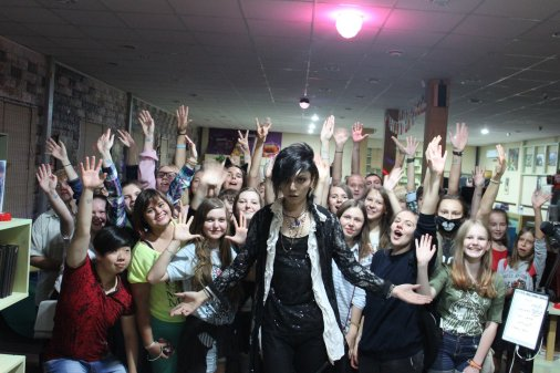 "Вечірка Anime пройшла на ""Ура!"""
