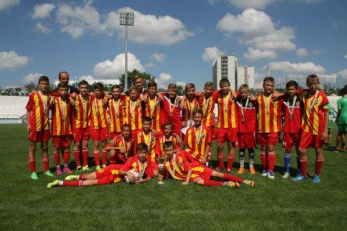 «Зірка» U-14 – срібний призер турніру пам'яті Андрія Куценка