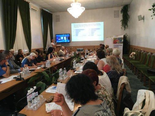 Впровадження Європейських стандартів первинної профілактики та скринінгу раку шийки матки
