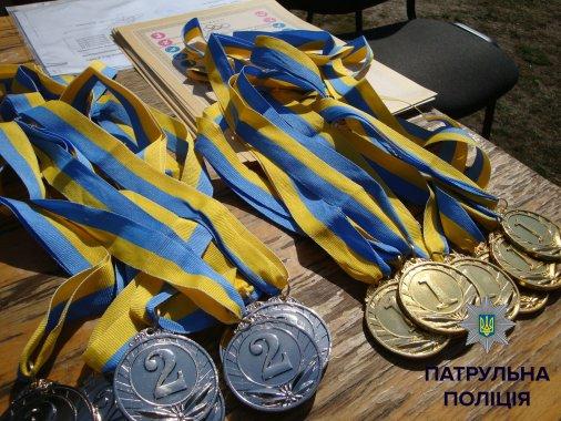 Спортивне свято: вихованці ДЮСШ, поліцейські, освітяни, журналісти