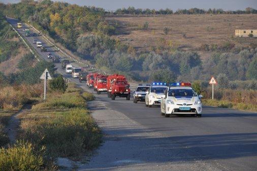 175 років зі створення пожежної охорони Кіровоградщини