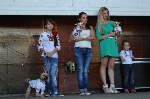 У Дендропарку оцінювали чотирилапих красенів та красунь