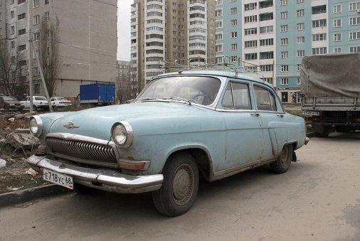 Банк пропонує обміняти старе авто - на нове!