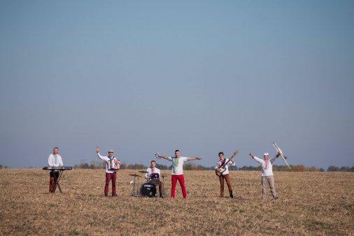Гурт Garage Band знімає кліп про Кропивницький