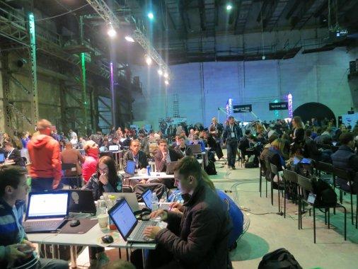 Програмісти з Кропивницького виграли 25 тисяч гривень на найбільшому хакатоні України.
