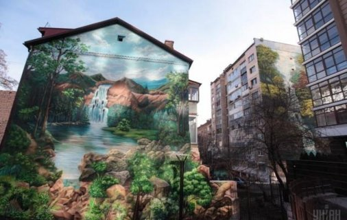 Костянтин Яринич пропонує створити у місті мурал