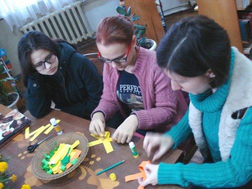 Веселі гарбузики допомагали інтеграції підлітків