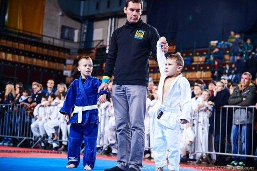Воспитанники спортивного клуба «Борец»  привезли из Киева 19  медалей