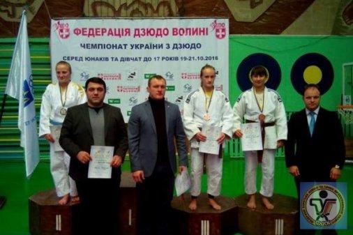 Три медалі Чемпіонату України привезли спортсмени у Кропивницький