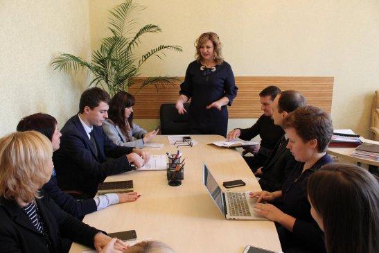 Ірина Рудакова, заступник міського голови Мелітополя