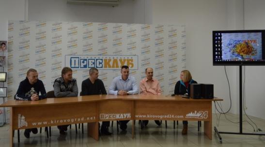 Гурт Garage Band - Кропивницький - у Прес-клубі