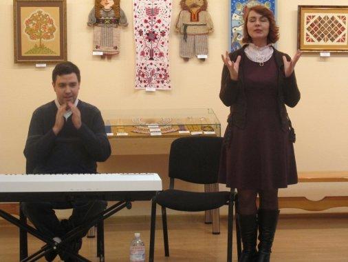 Андрій Гардашніков і музика