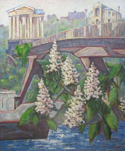 """""""Каштан квітне"""" у художньому музеї"""