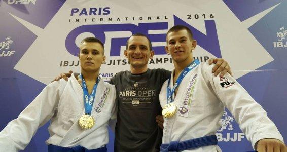 Перемоги у Паризі та Івано-Франківську