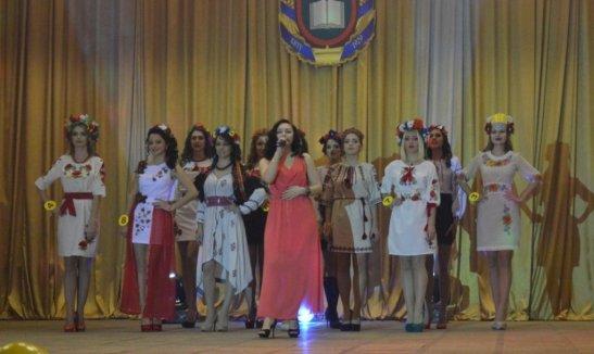 Конкурс «Королева Національного» 2015 року