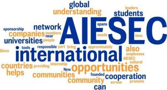 Наймасштабніший набір волонтерів у AIESEC в Україні!