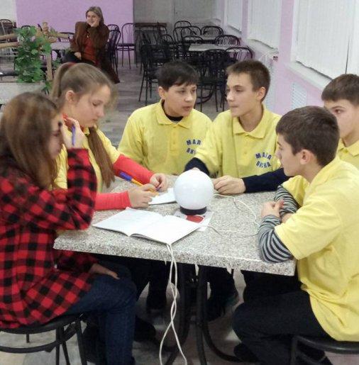 Розумники і розумниці змагалися у Кропивницькому