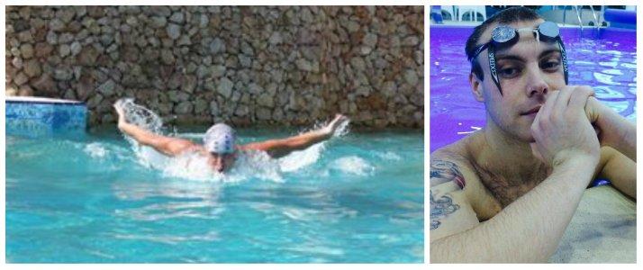 Плавати раніше, аніж ходити!