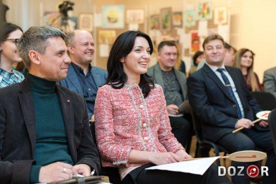 Юрій Шаров, Анна Заречна, Олександр Гавриленко