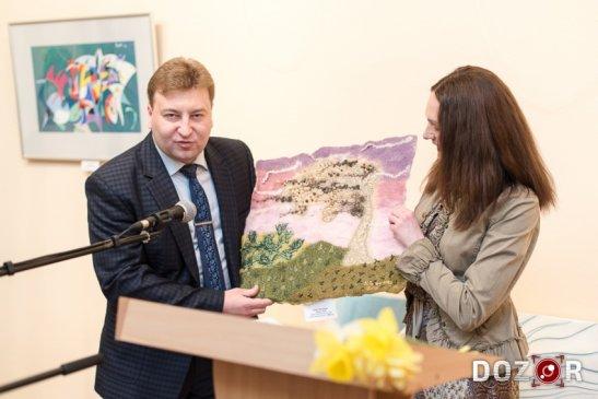 Олександр Гавриленко і Тетяна Ткаченко