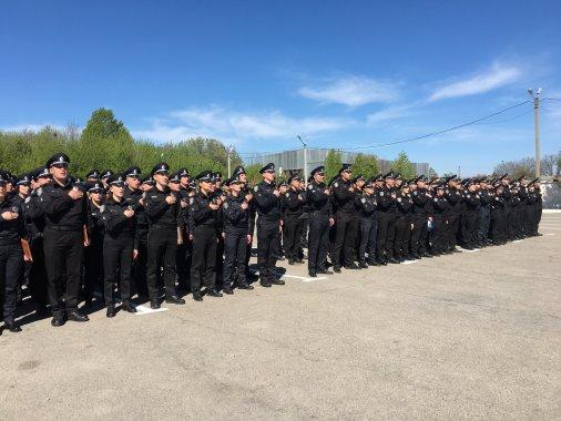 Рік роботи патрульної поліції