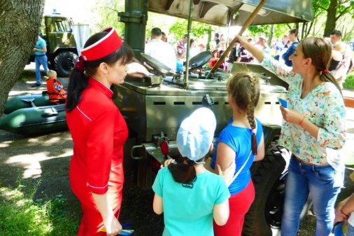 Маленькі городяни познайомилися із сучасними спеціальностями у Місті професій