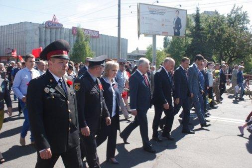 Містяни вшанували подвиг воїнів Другої світової війни