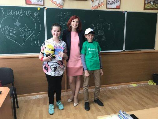 ЮніорБанк нагородив найкращих юніорів Кіровоградщини