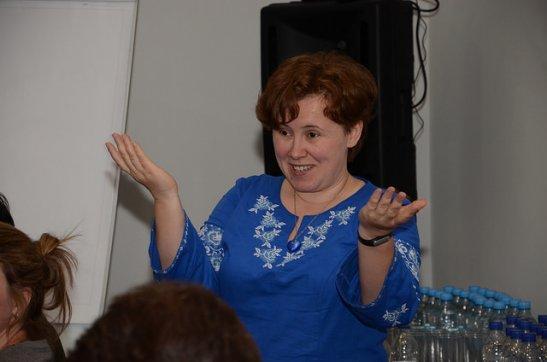 Вікторія Талашкевич, фото - Інтерньюз Україна