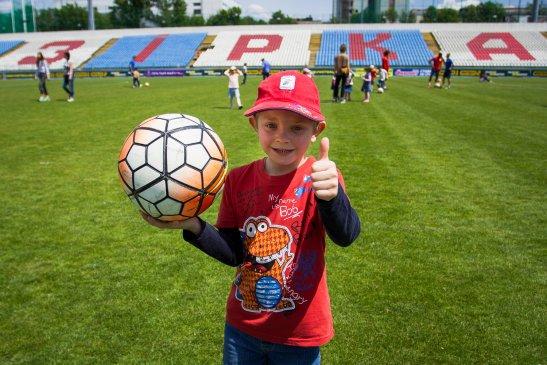 Кропивницький і футбол: Здорово - жити здорово