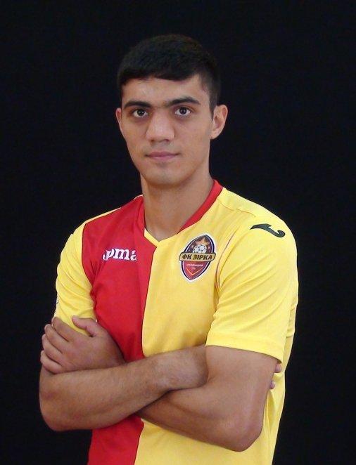 Арман Оганесян – гравець ФК «Зірка»