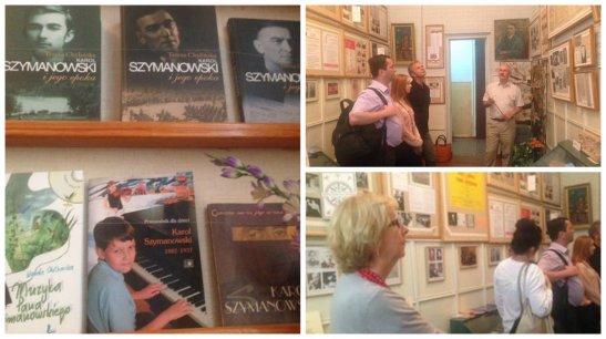 Екскурсія до музею Кароля Шимановського
