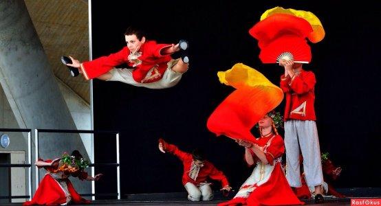 «Dance with Friends»: «Росинка» повернулася з гастролей у Берліні
