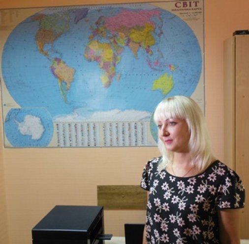 Власний бізнес у Кропивницькому започаткувала учасниця АТО