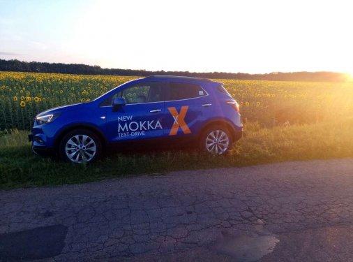 OPEL MOKKA X готова до тест-драйву у Кропивницькому
