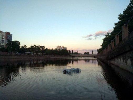 Тепер річку Інгул може розчищати робот