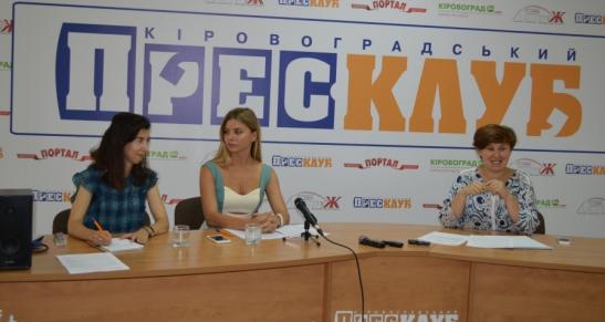 Наталія Красильникова, Ірина Ніколаєнко та Вікторія Талашкевич, фото - Анна Горобцова