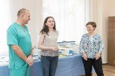 Ігор Макарук, Тетяна Ткаченко та Вікторія Талашкевич, авторка фото - Олена Карпенко