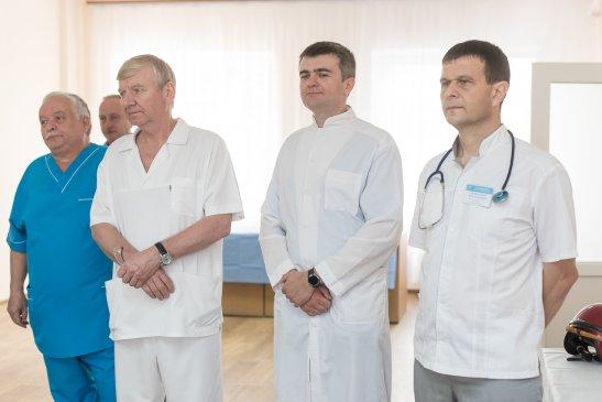 Лікарі обласного онкодиспансеру, авторка фото - Олена Карпенко