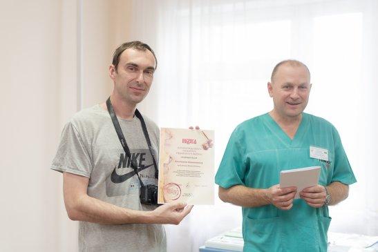Анатолій Кімнатний та Ігор Макарук, авторка фото - Олена Карпенко