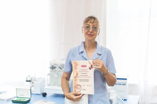 Ольга Коломієць, авторка фото - Олена Карпенко