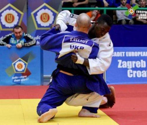 Вадим Велков - на кадетському чемпіонаті світу