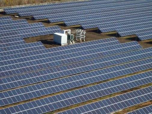 Іванівська сонячна електростанція отримала відзнаку Мінрегіону