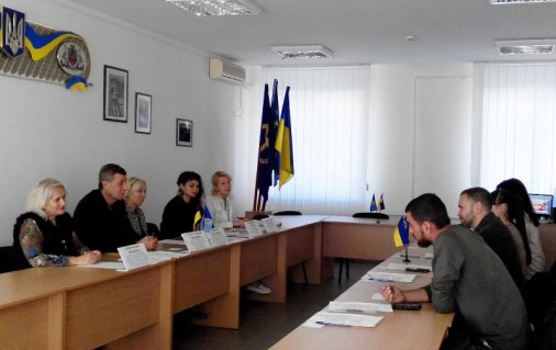 Питання зайнятості учасників АТО вирішують у Кропивницькому