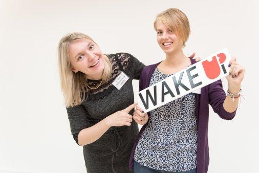 Бізнес-школа «WAKE UP» відкрилася у Кропивницькому