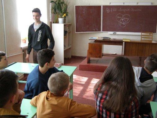 Крок до майбутнього: на Кіровоградщині випускники шкіл обирали собі професію