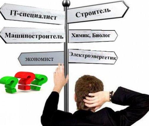 Консультации по профориентации и самоопределению