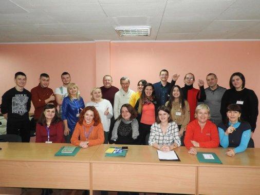Семінар «Цінуймо Різноманітність!» пройшов у Житомирі